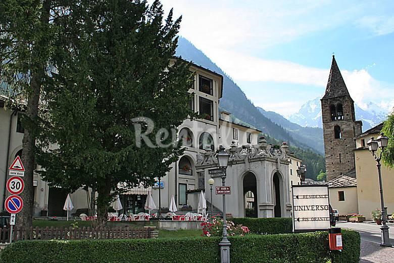 Apartamento para 5 personas La Thuile Aosta
