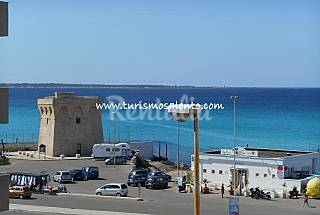 Apartment for 4-7 people only 100 meters from the beach Lecce