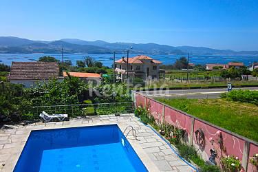4 Swimming pool Pontevedra Sanxenxo-Sangenjo Apartment