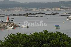 Casa en alquiler a 50 m de la playa Pontevedra