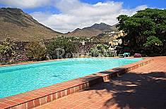 Maison en location avec piscine Ténériffe