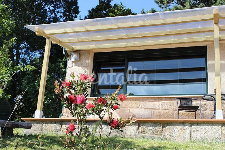Casas en alquiler a 3 km de la playa cornido carnota for Inmobiliarias coruna