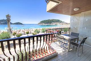 Wohnung zur Miete im Zentrum von Donostia-San Sebastián Gipuzkoa