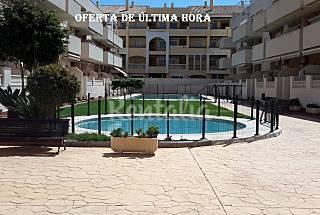 Apartamento para 6 personas a 50 m de la playa Almería