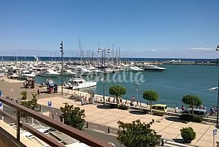 Único y exclusivo 1ª línea puerto 1-6 personas Tarragona