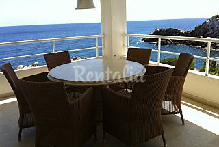 Apartment with 3 bedrooms only 80 meters from the beach Ibiza