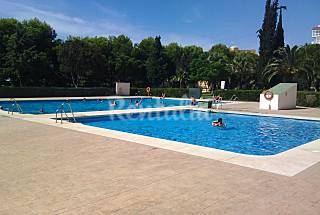 apartamentos iris 2-5 personas vistas al mar Málaga