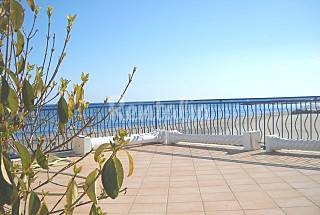 A beatiful appartment on the beach in san felice Latina