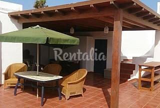 Huis te huur op het strand Lanzarote