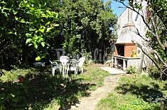 Casa a 100 m de la playa,jardin y barbacoa A Coruña/La Coruña