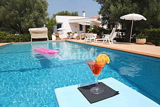 Affitto villa con piscina in Puglia Brindisi