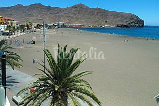 Apartment for rent on the beach front line Fuerteventura
