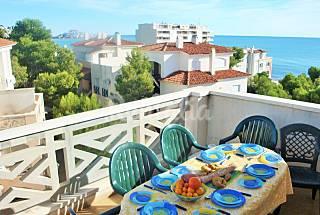 Duplex, Terrace views, Sea, 50m to beach. Parking. Castellón