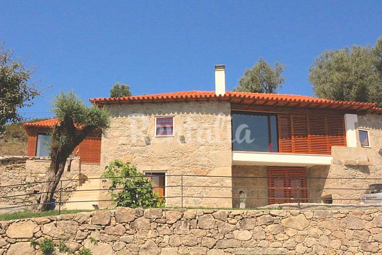Villa Exterior del aloj. Viana do Castelo Ponte de Lima Villa en entorno rural