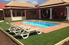 Villa en alquiler a 3 km de la playa Fuerteventura