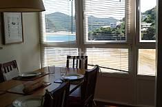 Apartamento de 2 habitaciones en 1a línea de playa Vizcaya/Bizkaia