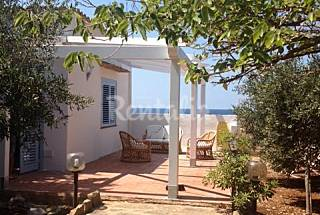 Villa with 2 bedrooms only 200 meters from the beach Trapani