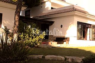 Villa with 4 bedrooms only 800 meters from the beach Huelva