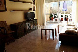 Apartamento Nigrán 1 dorm. terraza ajardinada Pontevedra