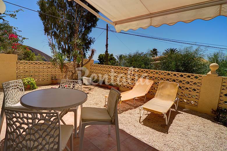 6 Terraza Alicante Teulada Apartamento