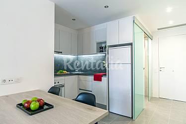 Terraza Cocina Barcelona Barcelona Apartamento
