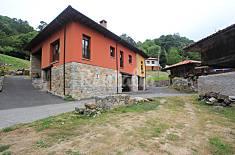 Belle maison de village situé dans la réserve natu Asturies