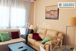 Plaza castilla apartments parking Madrid