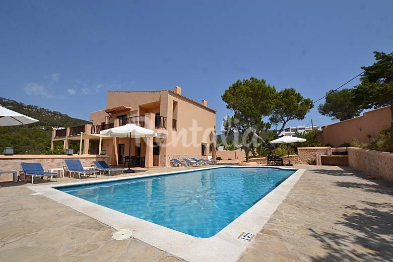 Luxury Outdoors Ibiza San José villa