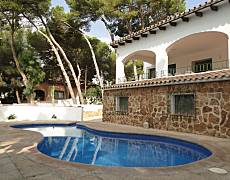 Villa te huur op 100 meter van het strand Alicante