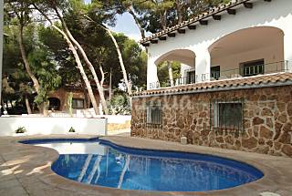 Villa for rent only 100 meters from the beach Alicante