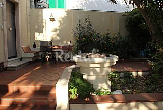 House for rent on the beach front line Messina