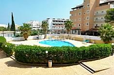 Nice beach apartment in Es Canar Ibiza