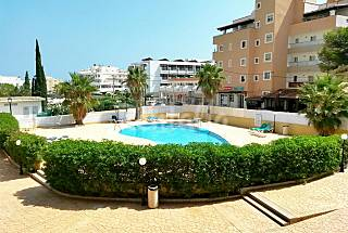 Nice beach apartment in Es Canar Ibiza