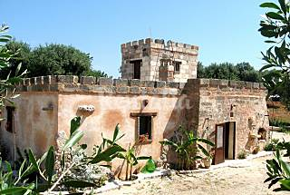 Trullo for rental at 5 minutes from the beach Brindisi