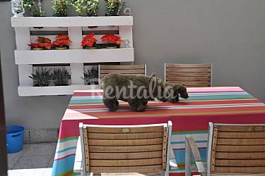 Apartment Terrace Huesca Benasque Apartment