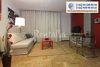 Goyescas apartamentos y aticos dos dorm. Madrid