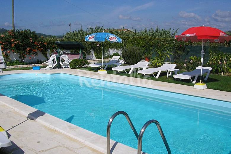 Apartment for 6-7 people 2.5 km from the beach Leiria