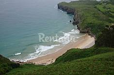 Casa para 2-6 personas a 2.5 km de la playa Asturias