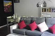 Apartamento de 2 habitaciones en Girona/Gerona centro Girona/Gerona
