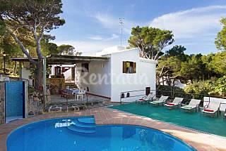 Villa para 10 personas - 500 ms de la playa Menorca