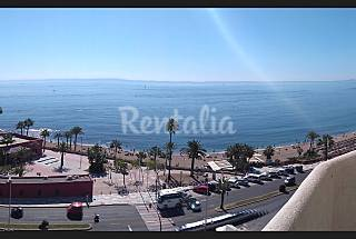 Apartment for 2-5 people only 100 meters from the beach Málaga