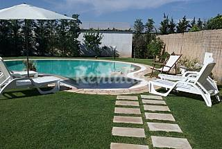 House for 4-7 people only 60 meters from the beach Ragusa
