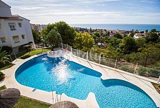 Appartement pour 2-4 personnes à Málaga centre Malaga