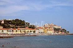 Villa zur Vermeitung, 500 Meter bis zum Strand Imperia