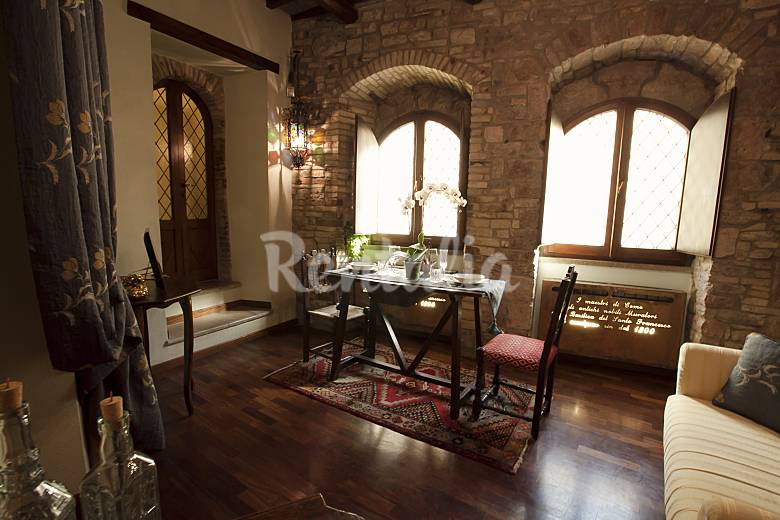 Assisi, Historic House 13th century Perugia