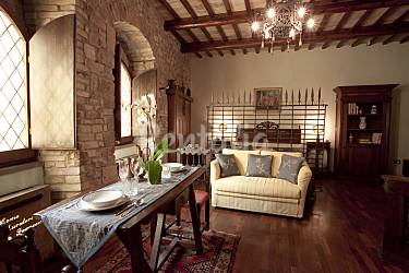 Assisi, Dining-room Perugia Assisi Apartment