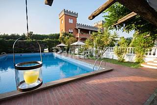Villa ferretti country house Rome