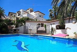 Lovely villa with private pool in Miami Playa Tarragona