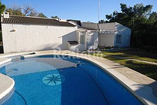 Villa for 8-12 people only 400 meters from the beach Tarragona