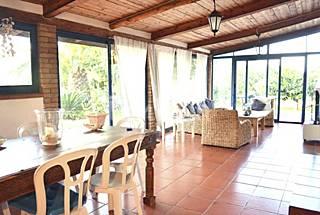 Villa für 10-12 Personen, 30 Meter bis zum Strand Reggio Calabria